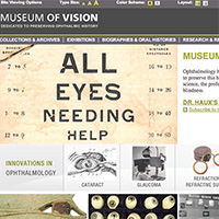 Museum of vision, Chicago (USA)